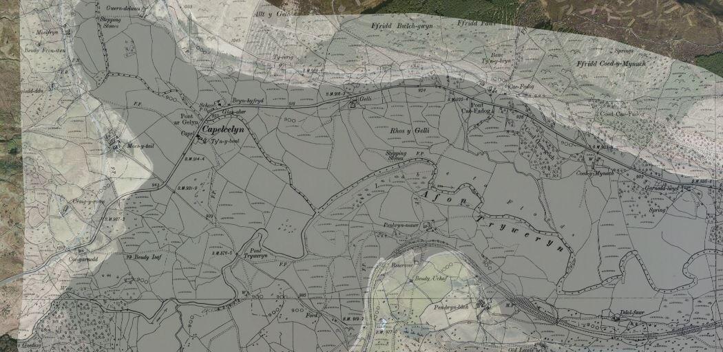 Mapio Tryweryn