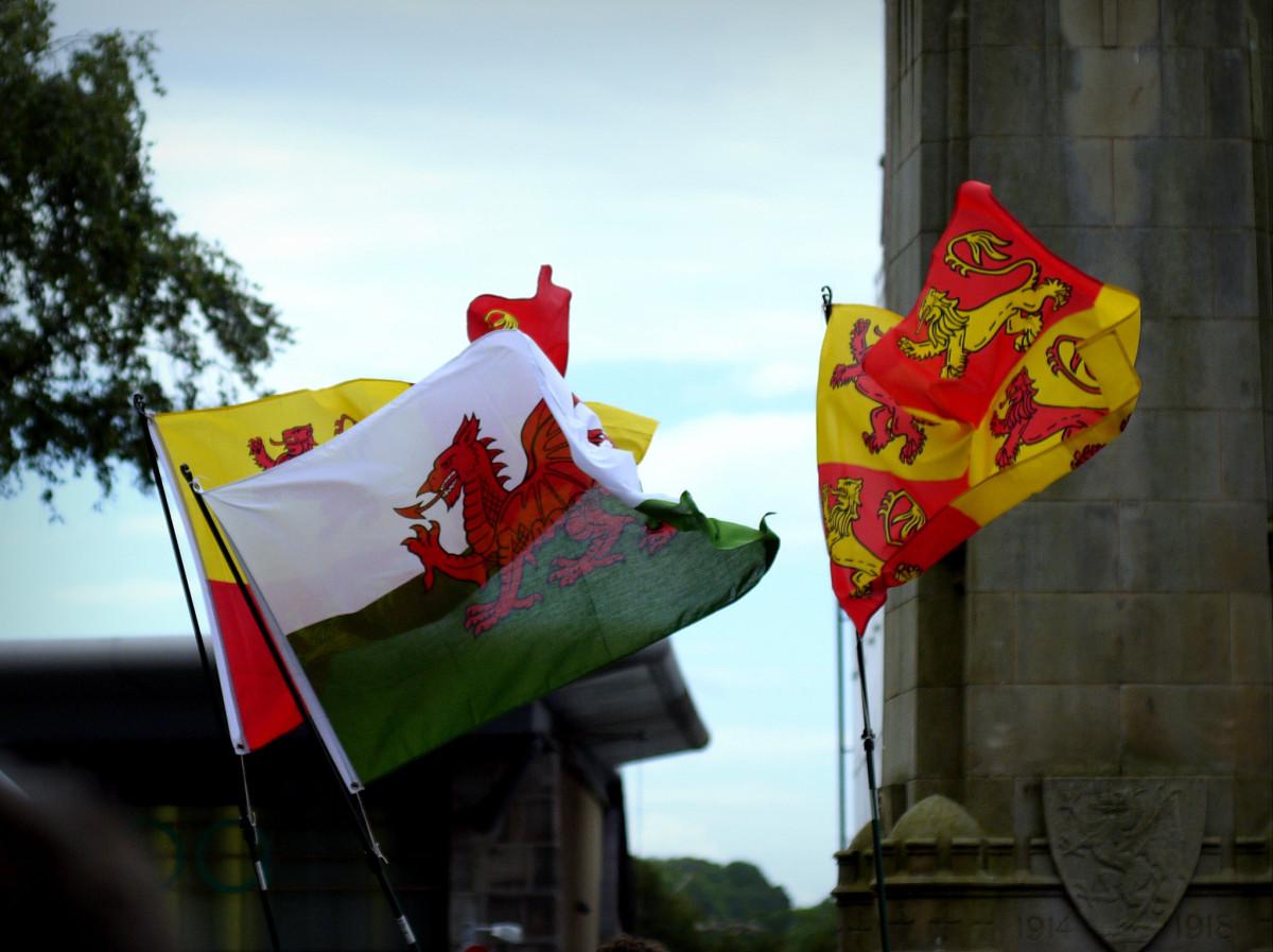 Rali Cymru Rydd, Caernarfon